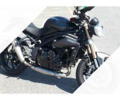 Triumph Speed triple 1050 del 2011