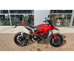 Vendo Ducati Hypermotard 821 ABS del 2013