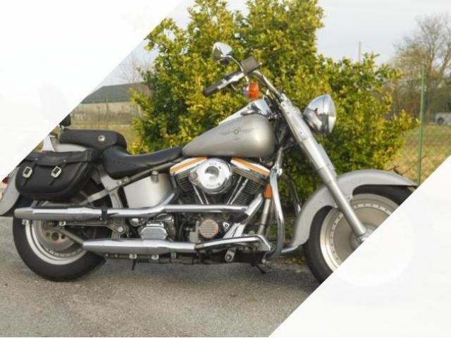 Harley-Davidson Fat Boy - 1990