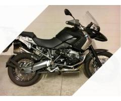 Bmw r1200 GS Triple Black