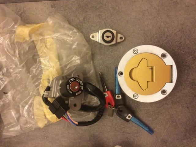 Kit serrature