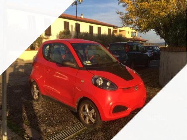 Minicar Elettrica Icaro Greenmotors