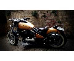 Preparatore bobber custom cafe recer