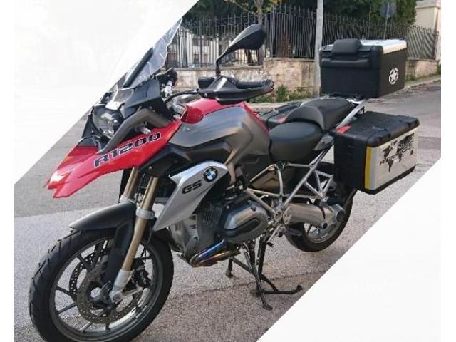 Bmw r 1200 gs - 2013 full-optional