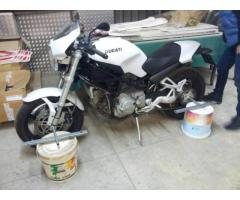 Ducati monster s2r carbon look