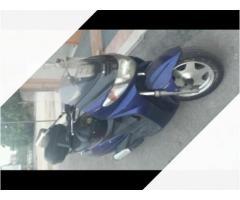 Suzuki Burgman 250 - 2004