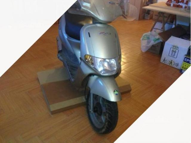 Scooter 50 Derbi atlantis