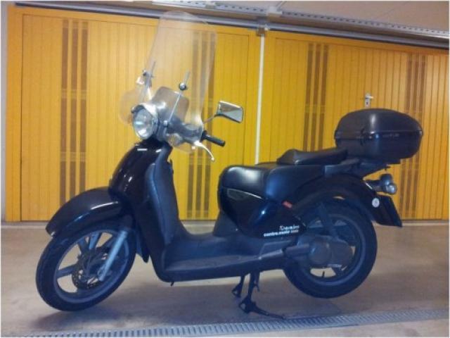 APRILIA Scarabeo tipo veicolo Scooter cc 176