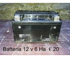Ricambi Agility 125