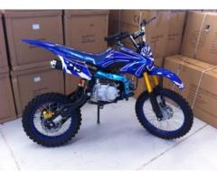 pitbike 250cc ruote 14/17 nuovo a benzina