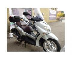 YAMAHA X-City 250 Topcase