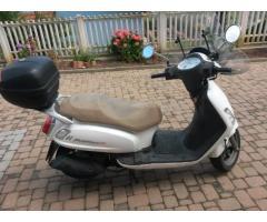 SYM Fiddle Scooter cc 150