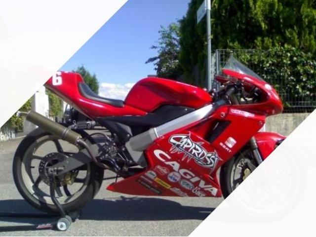 Cagiva Mito 125 - 2004 sp sport production