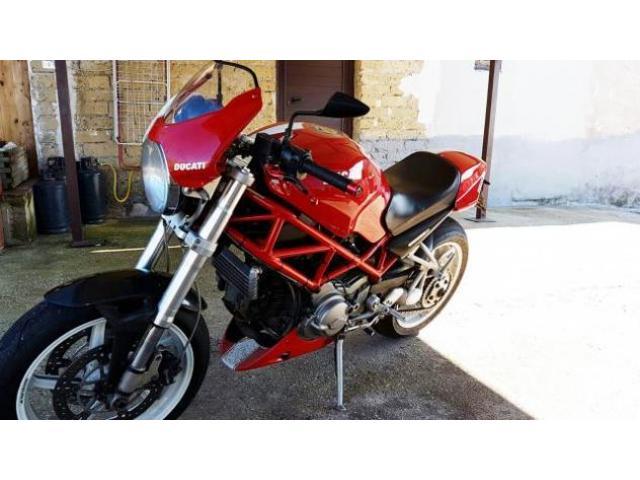 MOTO DUCATI MONSTER 800 S2R  2006 IMPECCABILE!!