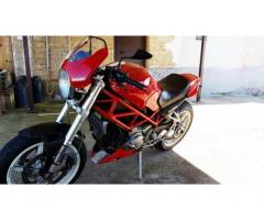 MOTO DUCATI MONSTER 800 S2R  2006 IMPECCABILE!!