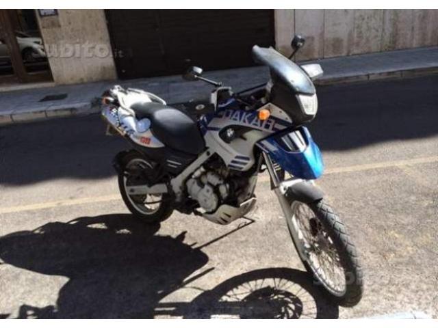 Bmw 650 GS Dakar
