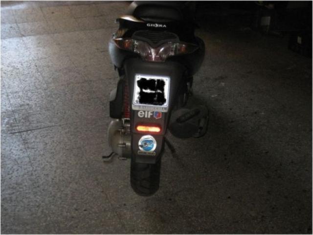 GILERA Runner tipo veicolo Scooter cc 50