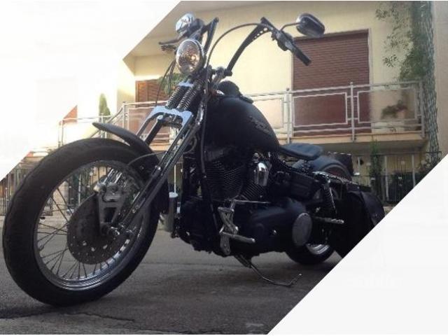 Harley-Davidson Dyna Street Bob - 2007