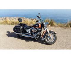 Harley-Davidson FLSTC Heritage Softail Classic FLSTC Heritage Softail Classic