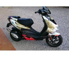 Aprilia Scooter SR 50 R FACTORY