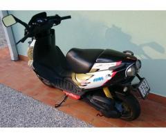 Aprilia Scooter SR 50 R FACTORY