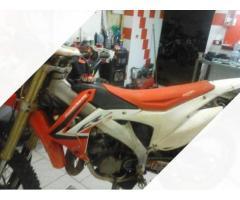 Honda cr 125-