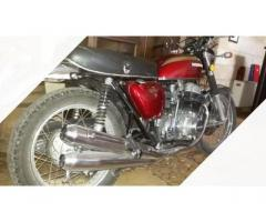 Honda four 750