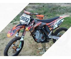 Ktm 400 exc - 2012