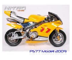 Moto 2T minimoto modello GRAND PRIX news Replica spediz. ovunque
