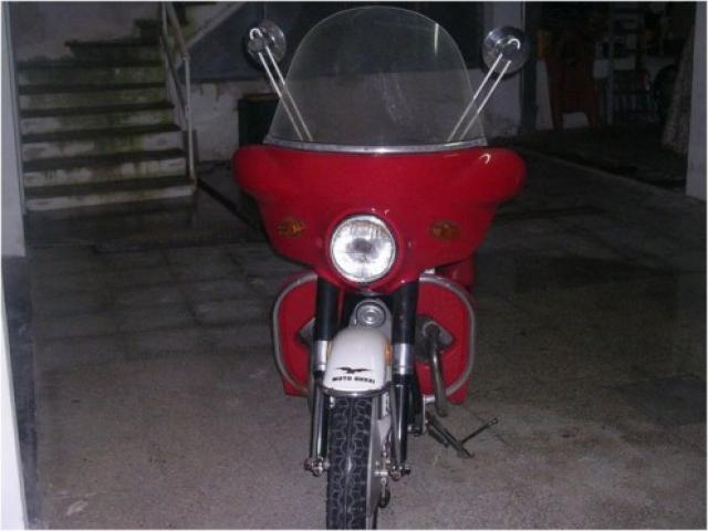 moto guzzi guzzi v7 cc 700 immatricolata 1971