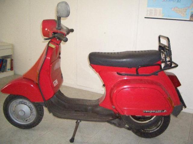 Piaggio Vespa PX 125 Vespa PX 125 cc 121 immatricolata 1992