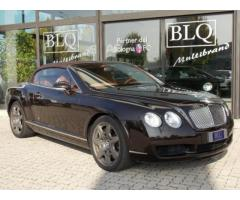 BENTLEY Continental GTC MULLINER PACK - 45.000 Km.