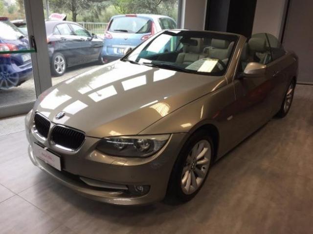 BMW 320 D Cabrio 184 CV.  KM 48.800