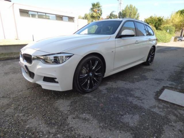 BMW 320 d Touring Msport CERCHI DA 20'' - RADAR!