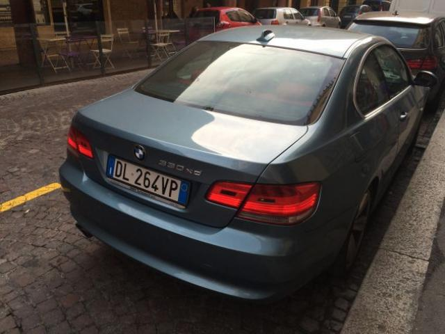 BMW 330 330xd cat Coupé Msport