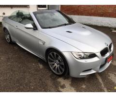 BMW M3 cat Cabrio, COLORE OPACO