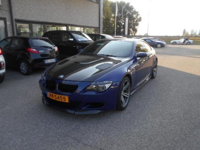 BMW M6 cat COUPE