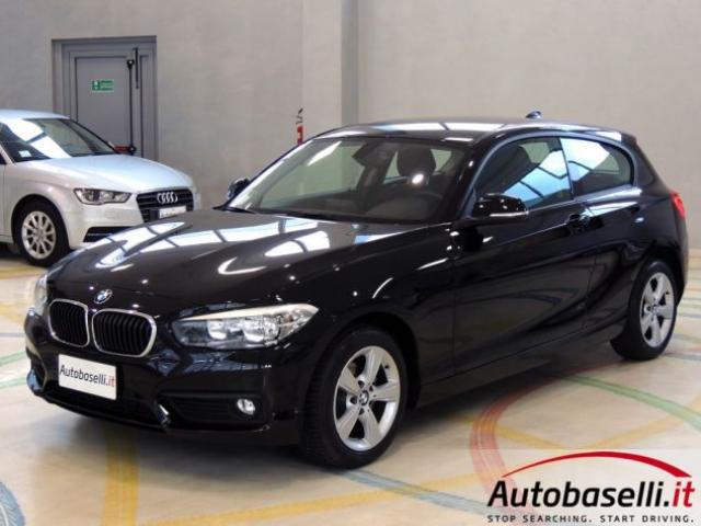BMW NUOVA 114 D NUOVO MOD.RESTYLING