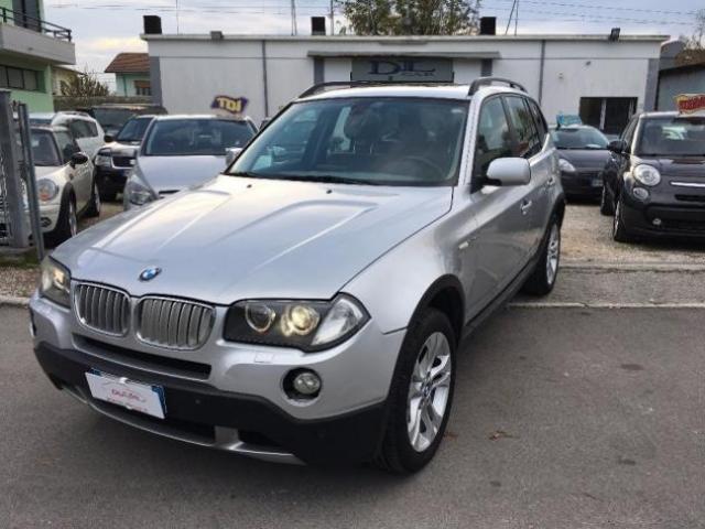 BMW X3 3.0sd Futura
