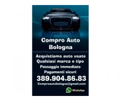 Compro auto usate Bologna