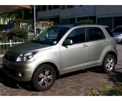 Daihatsu terios 1.5 hiro green powered