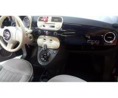 FIAT 500 1.2 longe full optional garanzia KM CERTIFICATI