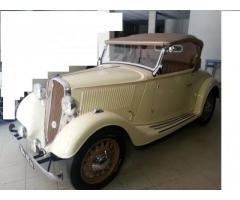 FIAT 500 BALILLA 508 SIMCA 6CV.SPIDER 1936