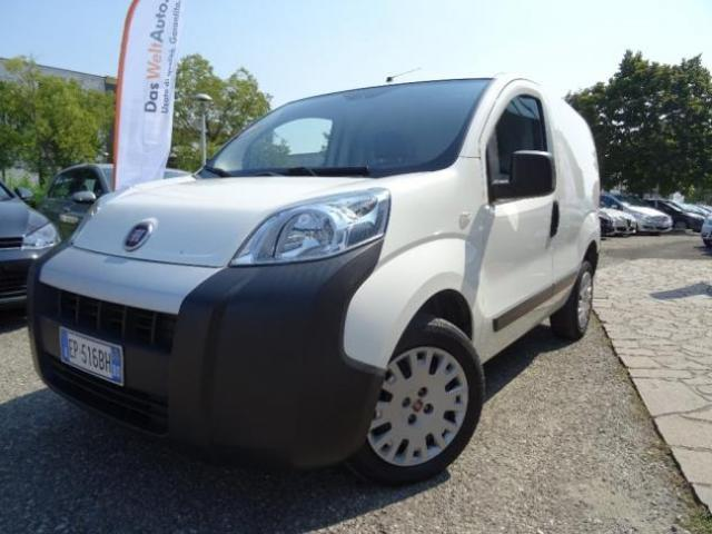 FIAT Fiorino 1.4 8V Furgone Natural Power SX