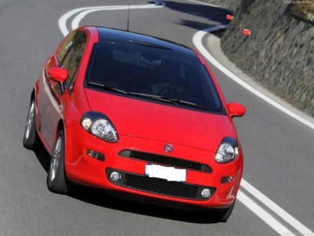 FIAT Punto 1.3 MJT II 75 CV 3 porte Street
