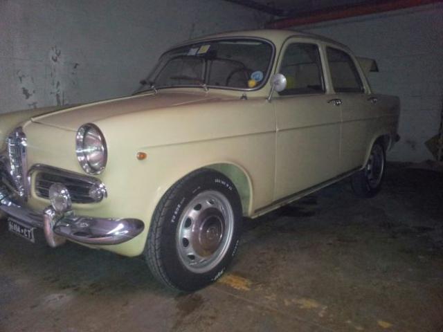 Giulietta berlina 2 serie