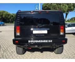 HUMMER H2 6.0 V8 55.000 km. IMPIANTO GPL