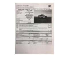 LAND ROVER Range Rover Evoque 2.0 TD4 150 CV Convertibile HSE Dynamic