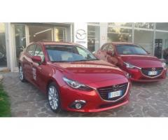 MAZDA 3 1.5 Skyactiv-D Exceed i-Activsense + Leather White