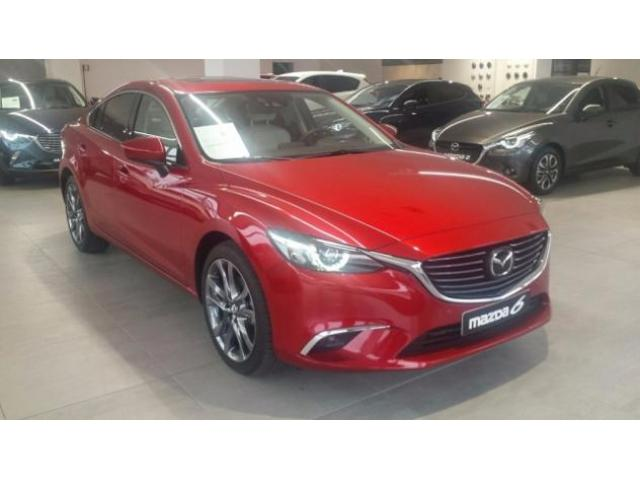 MAZDA 6 2.2L SkyactivD 175CV Exceed AT Leather White Tetto